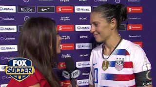 Carli Lloyd leads USWNT to World Cup Qualifying win over Panama | 2018 CONCACAF Women's Championship