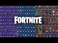 One Of The Most Expensive Fortnite Lockers In The World!
