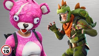 Top 10 Fortnite Skins that You'll Regret Buying