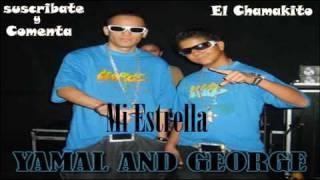 YAMAL AND GEORGE - MI ESTRELLA ★Reggaeton Romantico 2010★