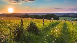 """Peaceful music, Relaxing music, Instrumental music """"Quiet Pastures"""" by Tim Janis"""