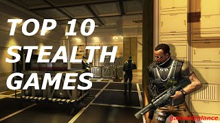 Top 10 Best Stealth Games for Android/iOS 2016