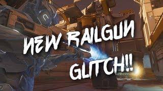 Halo 5 - THIS IS AWESOME!!! | Rail Gun Glitch |