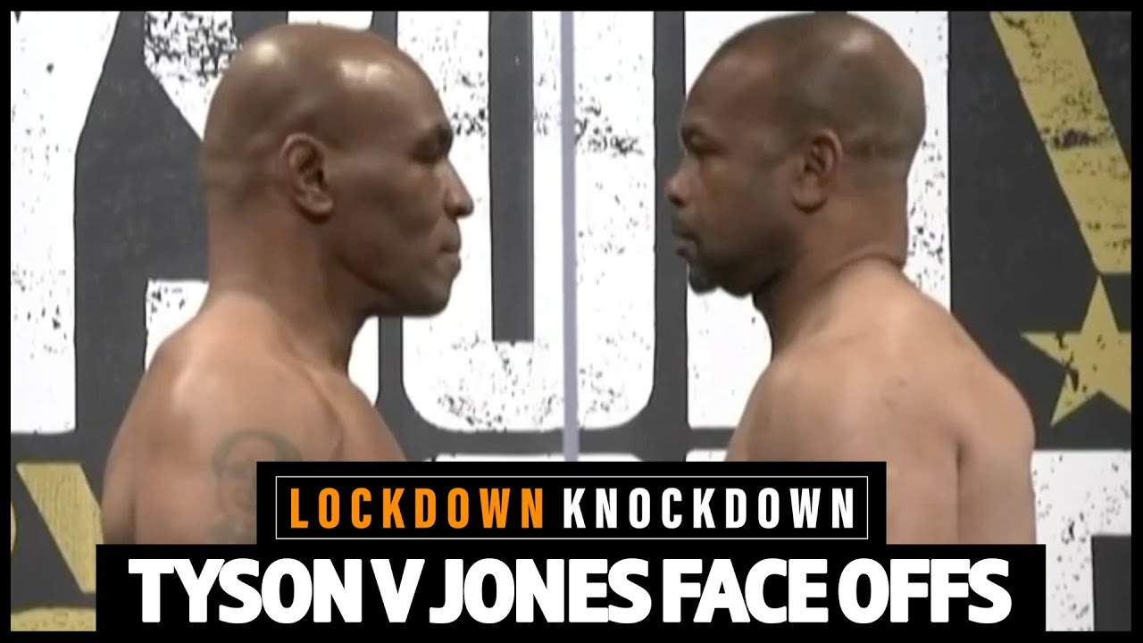 Mike Tyson vs. Roy Jones Jr.: Everything you need to know about ...