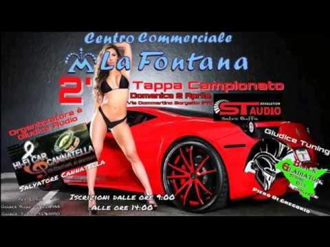 《2 TAPPA CAMPIONATO TUNING CENTRO COMMERCIALE LA FONTANA》