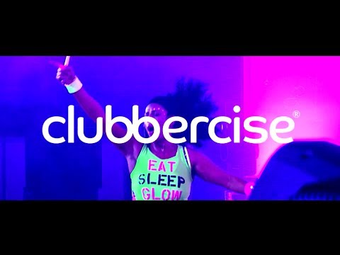 Clubbercise® - Official Promo - BRINGING A NIGHT OUT TO YOUR WORKOUT!