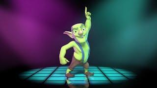 댄싱 고블린이 옵니다!