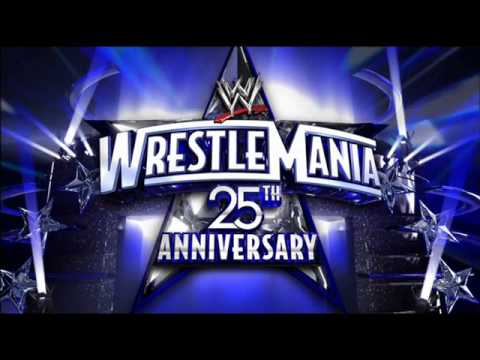 Wrestlemania 25 2nd Theme | War Machine