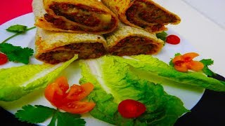 طرزتهیه غذا کوفته ایی ترکی