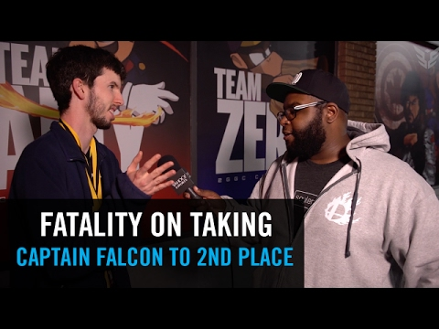 Fatality on taking Captain Falcon to 2nd place at 2GG: Civil War