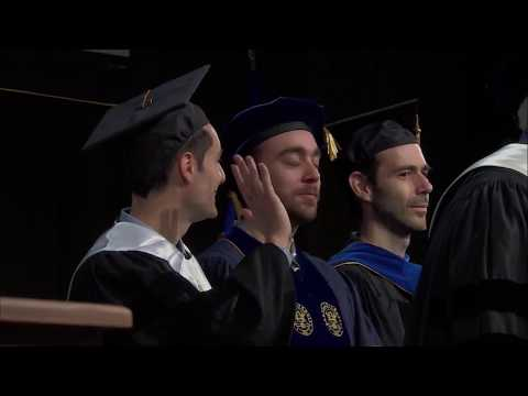 2018 Commencement of Drexel University: College of Computing and Informatics