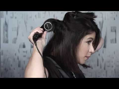 Hairstyle Tutorial: How to Use a Flat Iron / Hair Straightener for the Perfect Blowout Look