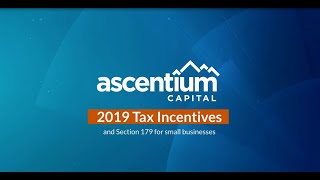 Section 179 for 2019: You may deduct $1.02 million or more for your business