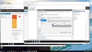 Configure Failover clustering with Windows 2016 Server