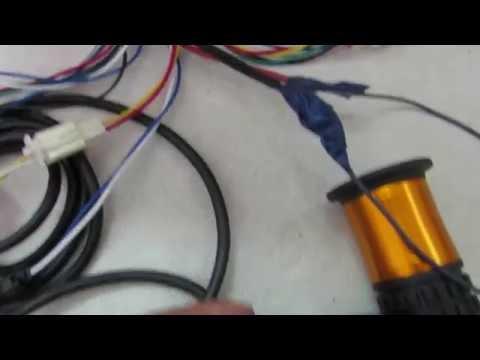 leaf-26-inch-2000w-~-5000w-high-power-rear-electric-hub-motor---bike-conversion-kit