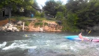 Spring River -- Dead Man