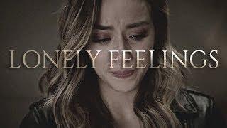 Multifandom    Lonely Feelings (w/ChemicalAttraction)
