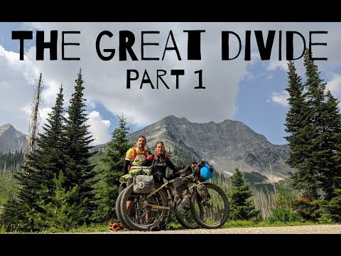 Riding The Great Divide 2018 - Banff AB to Butte MT - 729 Miles Mp3