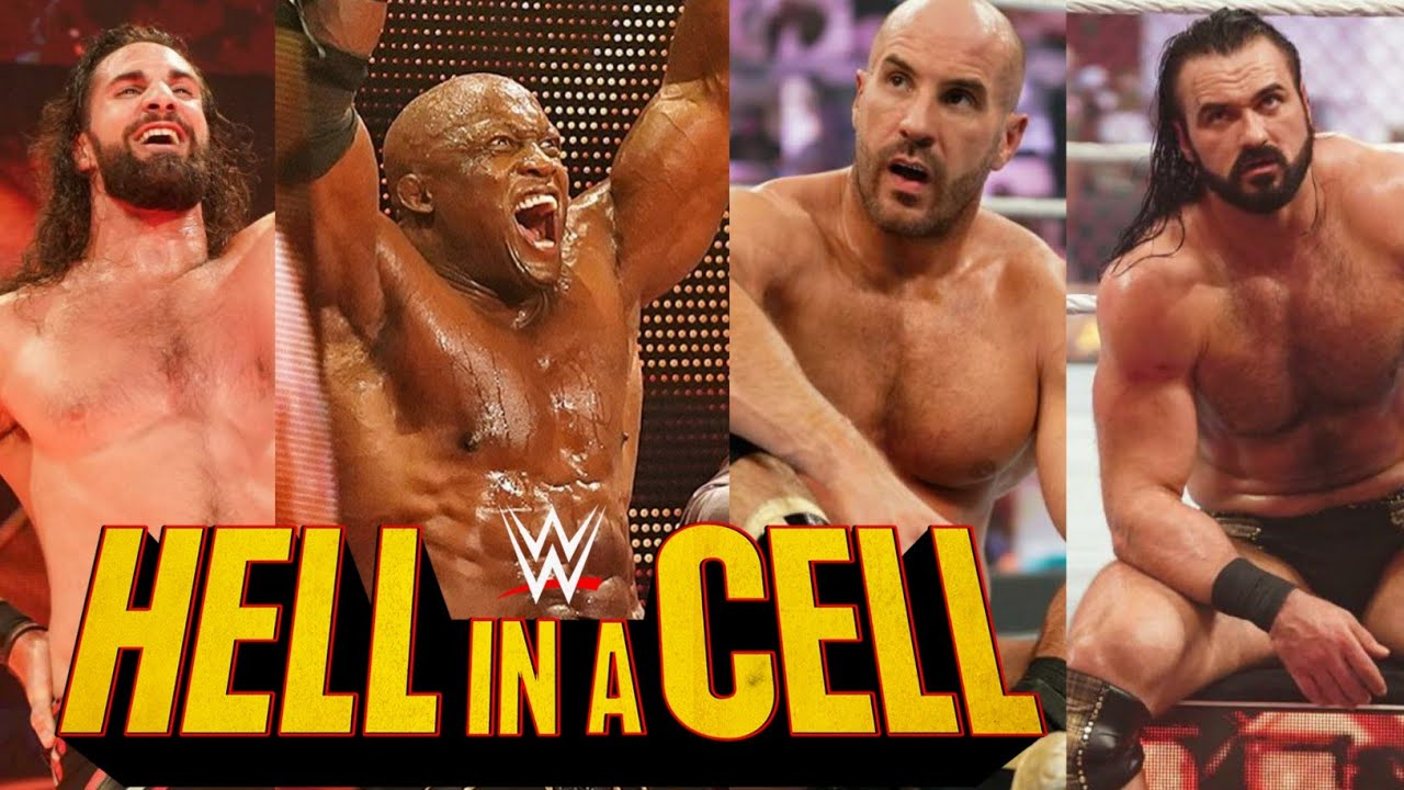 WWE Hell in a Cell 2021: Results, full recap and match rankings