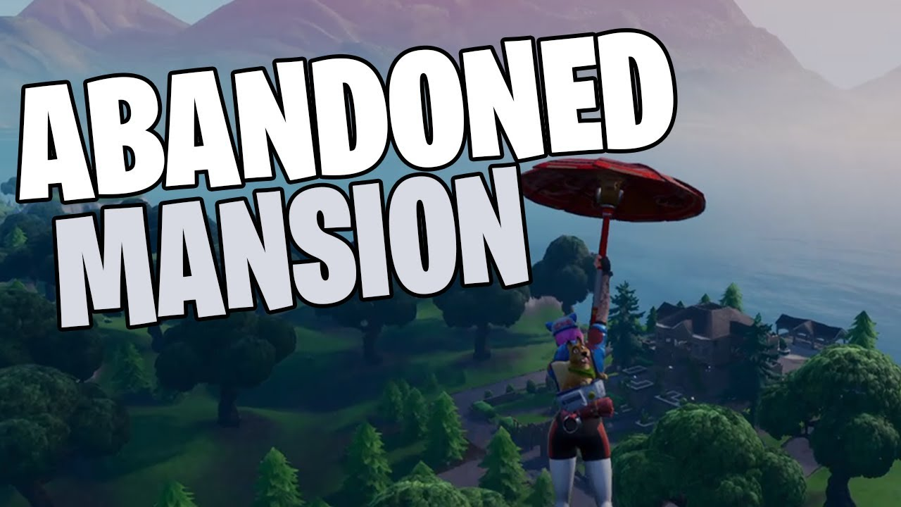 compete in a dance off at an abandoned mansion