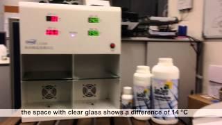 SunZero 節能玻璃塗料 Liquid Window Film