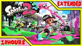 Splatfest Plaza / Full Throttle Tentacle! Pearl & Marina Theme - Splatoon 2 Music Extended 10 Hours