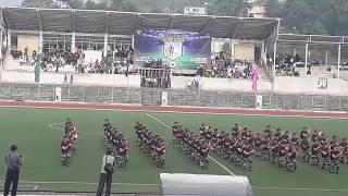 Khukuri dance by assam rifles @ Shillong 13/5/17
