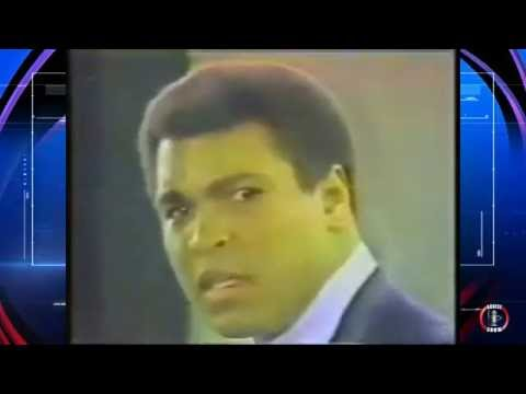 Muhammad Ali Checks 2 Women For Comparing Themselves To Black People