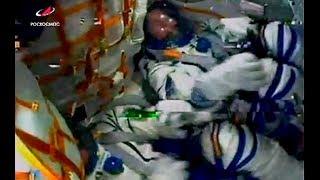 Гибель ТПК Союз МС-10 - это авария или диверсия на космическом корабле? Посмотрите кадры от NASA ...