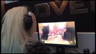 PAX East 2015: Overwatch hands-on impressions with Jessica Nigri