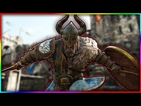 [For Honor] Warlord Duels Vs Salty Raider (Warning High Levels of Salt)