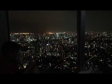 IMG 4643 Roppongi Hills Mori Tower Night 4k