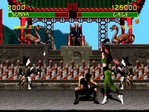 MKAK: MK 1 - Ranked Kombat 23 [PS3]
