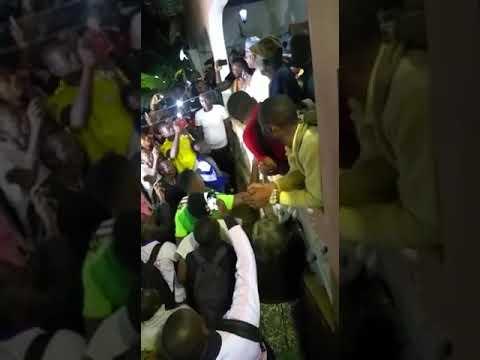 MIDA le gouverneur rassure les populations arnaqués