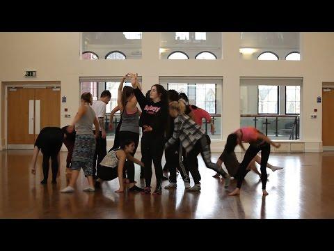 Drama, Dance and Performance Studies at Liverpool Hope University