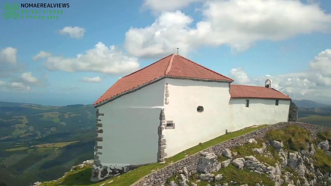 Ermita Virgen de las Nieves (Guriezo - Cantabria)