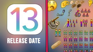 iOS 13 Beta 1 Release Date CONFIRMED + New Emojis!