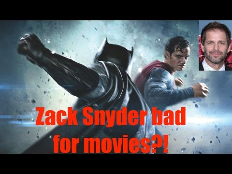 ZACK SNYDER ruins DC movies!! MAN OF STEEL discussion! #BatmanvSuperman | PODCAST #39