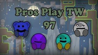 Teeworlds - Pros play TW 97: Oh boy!