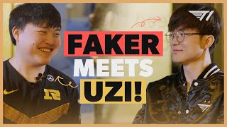 Faker Meets Uzi | T1 at Worlds 2019