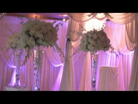 White Pearls Wedding Flowers And Decor By Sanimar Decor Studio