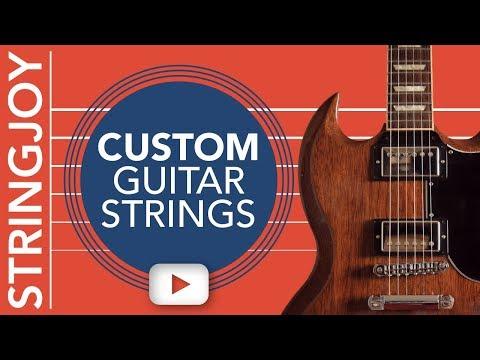 Should You Play Custom Guitar String Gauges?