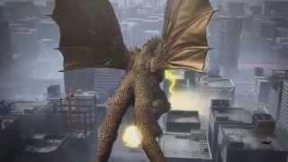 Leider bisher nur für Amerika bestätigt - die ultimative Kaiju-Simulation!