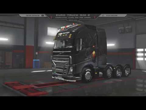 Euro Truck Simulator 2 🚛 Lieferung 029 📦 Transformator von Paris nach Marseille 🚚 T500RS GT 👀