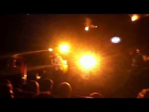 Arctic Monkeys Singing Happy Birthday To Me! (1:20) Club69 10.09.2013