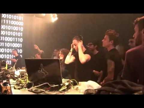 Nicole Moudaber b2b & Dubfire @ LIVE ADE, Dockyard at Amsterdam Festival - 22 Octubre 2016