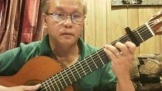Bài Cuối Cho Người Tình (Nguyễn Vũ) - Guitar Cover by Hoàng Bảo Tuấn