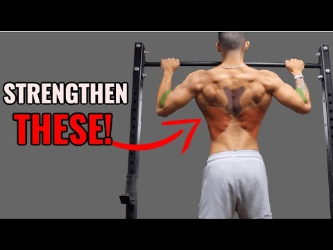 Struggling with Pull Ups? Strengthen These!