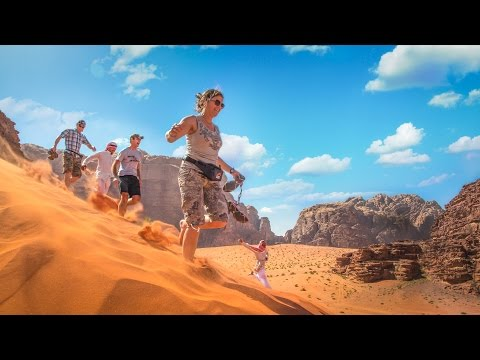 Jordan | Adventure Travel, Tours & Holidays