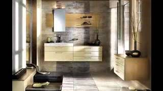 Contemporary Bathroom Cabinets Design Ideas